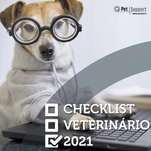 checklist veterinário 2021